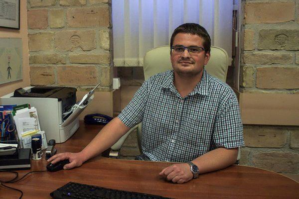 Dr. Ladó András
